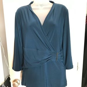 Beautiful WHBM blouse!